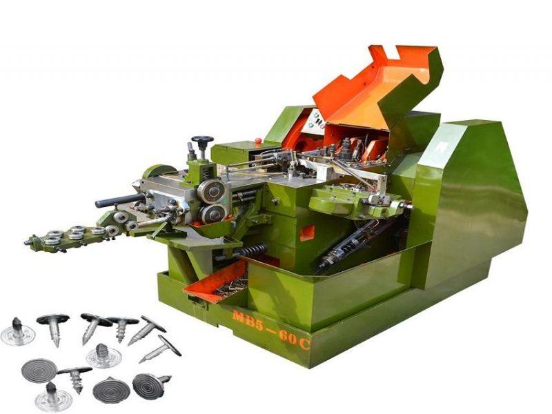 Машина для изготовления заклепок DIN662, DIN674, ГОСТ 10299-80